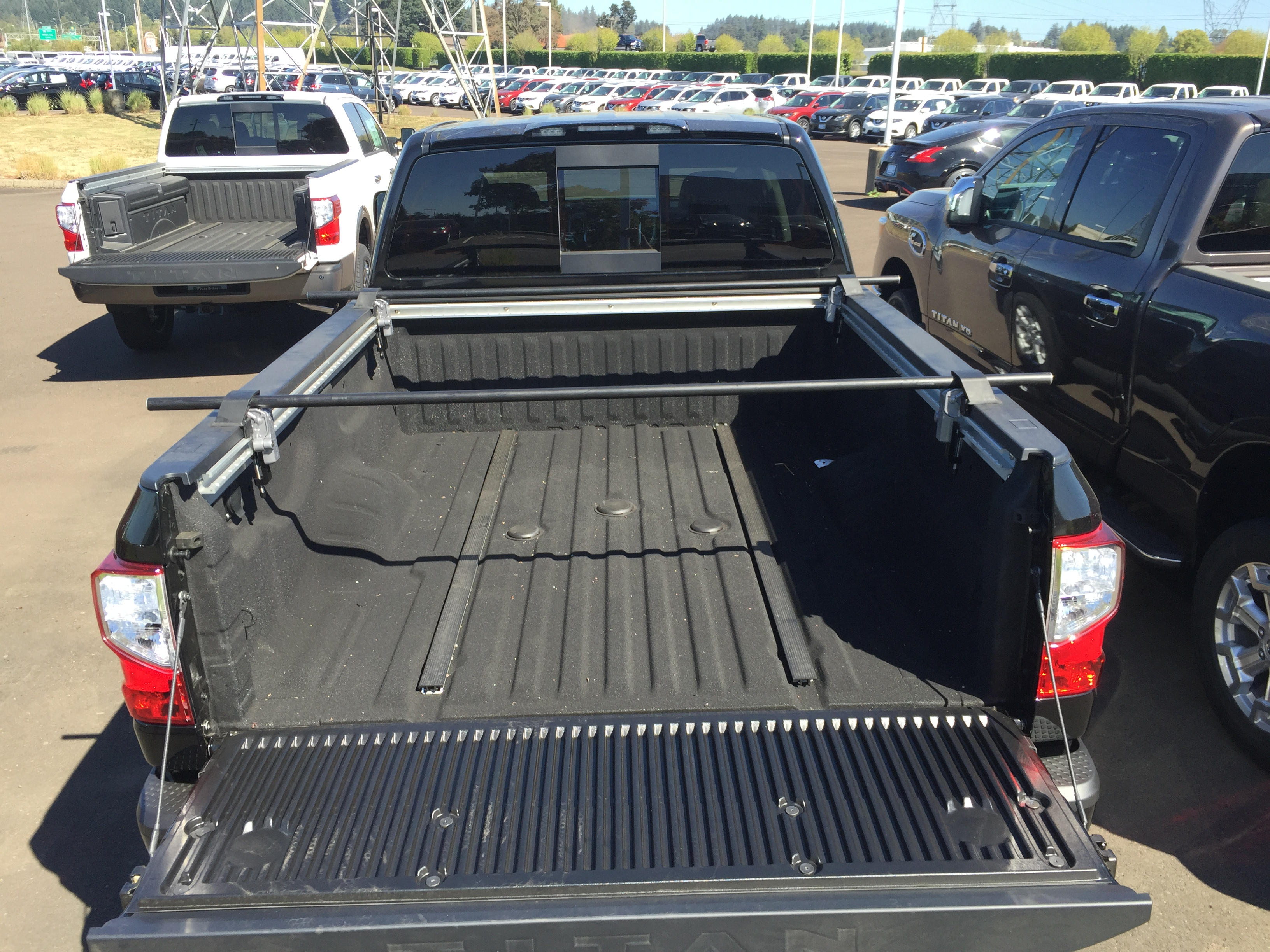 Nissan Titan Truck Bed Racks Rack Outfitters